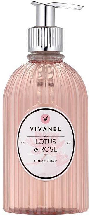 Vivian Gray Vivanel Lotus & Rose - Flüssigseife Lotus und Rose
