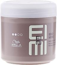 Düfte, Parfümerie und Kosmetik Mattierende Haarpaste Leichter Halt - Wella Professionals EIMI Bold Move Matte Texturising Paste
