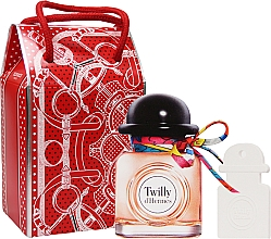Düfte, Parfümerie und Kosmetik Hermes Twilly D'Hermes - Duftset (Eau de Parfum 50ml + ceramic to perfume)
