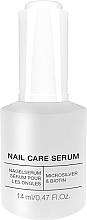 Düfte, Parfümerie und Kosmetik Stärkendes und pflegendes Nagelserum mit Mikrosilber und Biotin - Alessandro International Spa Nail Care Serum