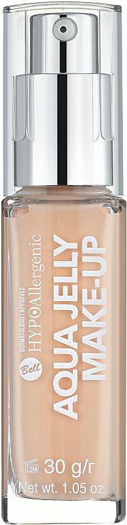 Hypoallergene mattierende Gel-Foundation - Bell Hypoallergenic Aqua Jelly Make-Up