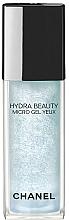 Düfte, Parfümerie und Kosmetik Feuchtigkeitsspendendes Augengel - Chanel Hydra Beauty Micro Gel Yeux