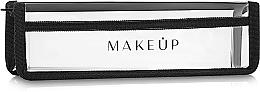Düfte, Parfümerie und Kosmetik Kosmetiktasche Allvisible transparent 24x8x6 cm - MakeUp