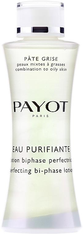 Gesichtswasser mit Extrakten aus chilenischer Minze und Salicylsäure - Payot Pate Grise Eau Purifiante
