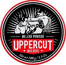 Düfte, Parfümerie und Kosmetik Haarpomade Starker Halt - Uppercut Deluxe Pomade Barber Tin