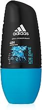 Düfte, Parfümerie und Kosmetik Deo Roll-on Antitranspirant - Adidas Anti-Perspirant Ice Dive 48h