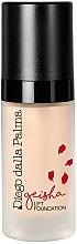 Düfte, Parfümerie und Kosmetik Cremige Foundation mit Liftingeffekt - Diego Dalla Palma Geisha Lifting Effect Cream Foundation