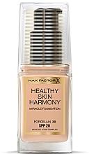 Düfte, Parfümerie und Kosmetik Foundation LSF 20 - Max Factor Healthy Skin Harmony Foundation