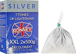 Düfte, Parfümerie und Kosmetik Haaraufheller - Ronney Dust Free Bleaching Powder Classic