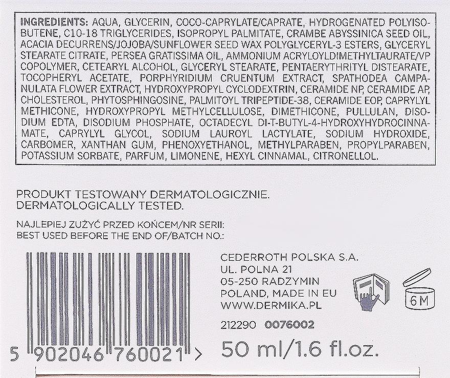 Anti-Falten Nachtcreme - Dermika Liftologio Face Cream — Bild N3