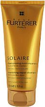 Düfte, Parfümerie und Kosmetik Pflegendes Shampoo mit Jojoba - Rene Furterer Solaire Nourishing Repair Shampoo
