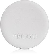 Düfte, Parfümerie und Kosmetik Puderquaste - Artdeco Powder Puff For Compact Powder Round