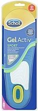 Gel-Einlegesohlen für Sportschuhe - Scholl Gel Activ Insole Sport Woman — Bild N1