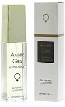 Düfte, Parfümerie und Kosmetik Alyssa Ashley Ambre Gris - Eau de Cologne