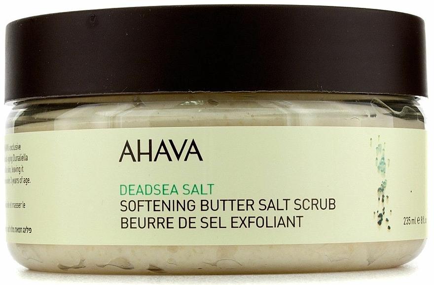Buttersalz-Peeling für den Körper mit Salz aus dem Toten Meer - Ahava Softening Butter Salt Scrub