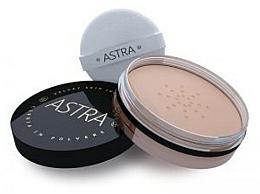 Düfte, Parfümerie und Kosmetik Loser Gesichtspuder - Astra Make-Up Velvet Skin Loose Powder