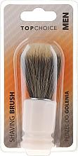 Düfte, Parfümerie und Kosmetik Rasierbürste 30321 weiß - Top Choice
