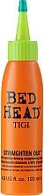 Düfte, Parfümerie und Kosmetik Glättungscreme - Tigi Bed Head Straighten Out Straightening Cream