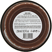 Körperpeeling mit Bio Kakaobutter und braunem Zucker - Organic Shop Body Scrub Organic Cocoa & Sugar — Bild N2