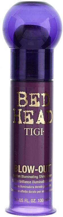 Haarcreme mit Goldpartikeln für brünettes und rotes Haar - Tigi Blow Out