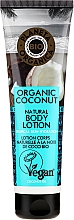 Düfte, Parfümerie und Kosmetik Feuchtigkeitsspendende Körperlotion mit Bio Kokosöl - Planeta Organica Organic Coconut Natural Body Lotion