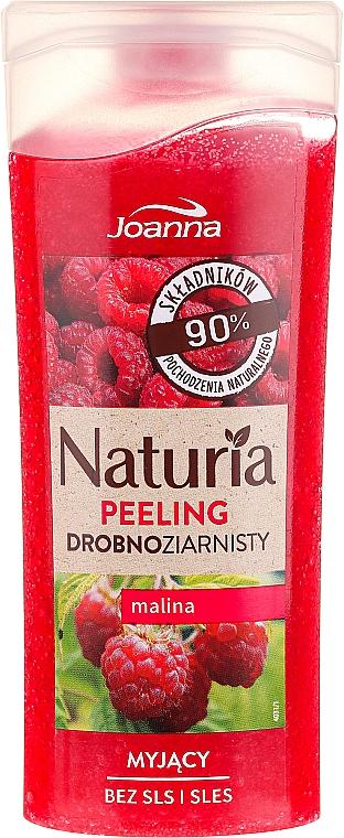 Duschpeeling mit Himbeerduft - Joanna Naturia Peeling