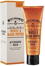 Düfte, Parfümerie und Kosmetik After Shave Balsam - Scottish Fine Soaps Thistle & Black Pepper Aftershave Balm