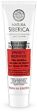 Düfte, Parfümerie und Kosmetik Fluoridfreie natürliche Zahnpasta mit Beerengeschmack - Natura Siberica