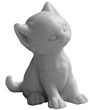 Düfte, Parfümerie und Kosmetik Handgemachte Naturseife Katze mit Ananasduft - LaQ Happy Soaps Natural Soap