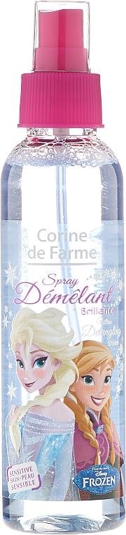 Haarspray für leichte Kämmbarkeit - Corine de Farme Frozen Spray