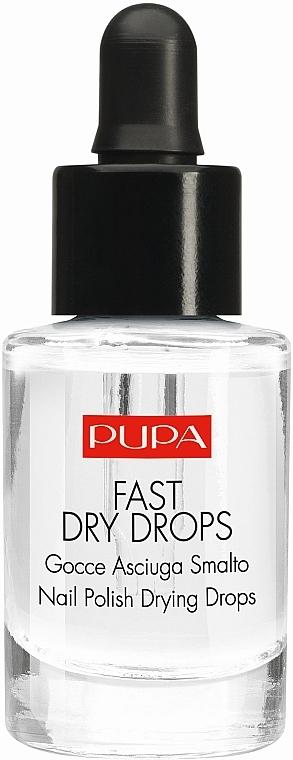 Nagellack-Schnelltrocknungstropfen - Pupa Fast Dry Drops