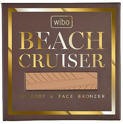 Bronzer für Gesicht und Körper - Wibo Beach Cruiser Body&Face Bronzer