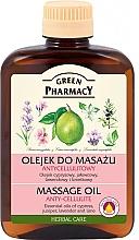 Düfte, Parfümerie und Kosmetik Anti-Cellulite Massageöl - Green Pharmacy