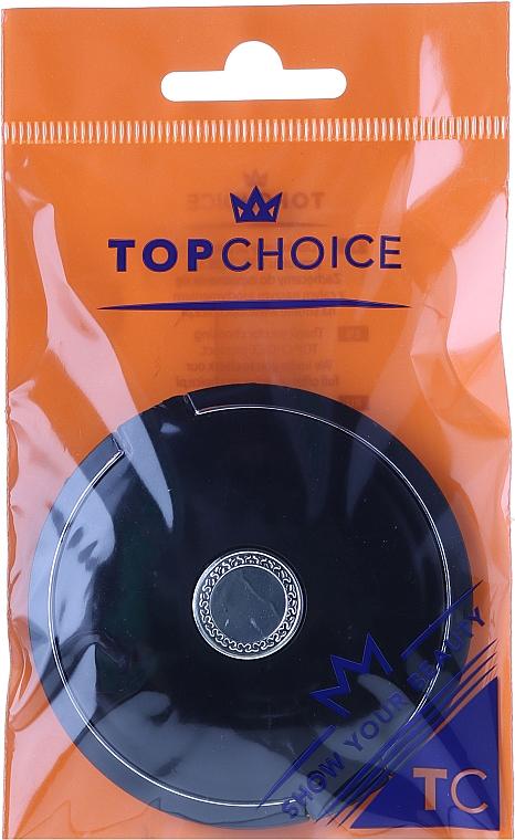 Kosmetischer Taschenspiegel 5565 schwarz - Top Choice