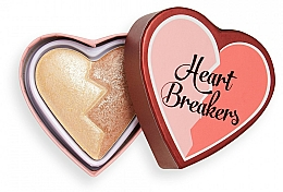 Düfte, Parfümerie und Kosmetik Puder-Highlighter - I Heart Revolution Heart Breakers Powder Highlighter
