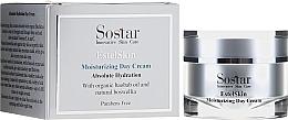 Düfte, Parfümerie und Kosmetik Feuchtigkeitsspendende Tagescreme mit Bio Baobaböl und Bosvelia - Sostar EstelSkin Moisturizing Day Cream