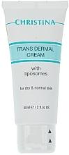 Düfte, Parfümerie und Kosmetik Transdermale Gesichtscreme mit Liposomen - Christina Trans dermal Cream with Liposomes