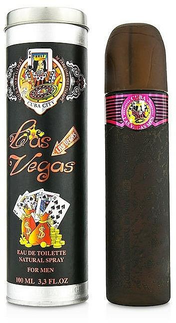 Cuba City Las Vegas for Men - Eau de Toilette