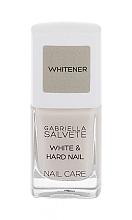 Düfte, Parfümerie und Kosmetik Nagelprimer - Gabriella Salvete Nail Care White & Hard