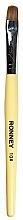 Düfte, Parfümerie und Kosmetik Manikürepinsel RN 00445 - Ronney Professional Gel Brush №10