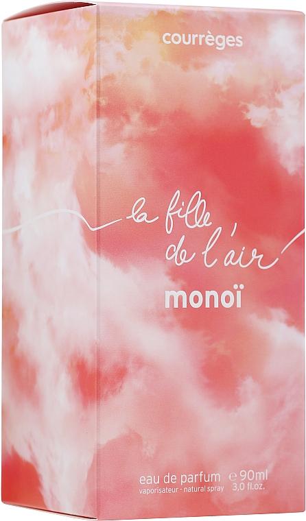 Courreges La Fille De L'Air Monoi - Eau de Parfum — Bild N2