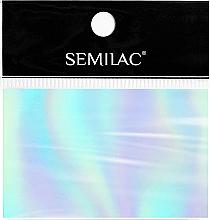Düfte, Parfümerie und Kosmetik Folie für Nageldesign - SEMILAC Transfer Foil (1 St.)
