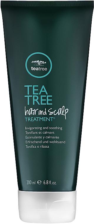 Erfrischendes und wohltuendes Peeling für Haar und Kopfhaut mit Teebaum - Paul Mitchell Tea Tree Hair & Scalp Treatment