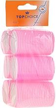 Düfte, Parfümerie und Kosmetik Klettwickler 386 38 mm 6 St. - Top Choice Hair Rollers