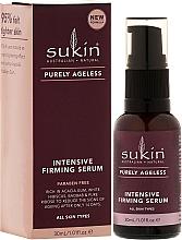 Düfte, Parfümerie und Kosmetik Stärkendes Gesichtsserum - Sukin Purely Ageless Firming Serum