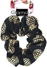 Düfte, Parfümerie und Kosmetik Haargummi 417609 gold-schwarz - Glamour