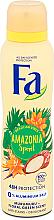 """Düfte, Parfümerie und Kosmetik Deospray """"Amazonia Spirit"""" - Fa Amazonia Spirit Deo Spray"""