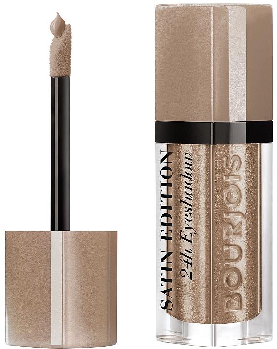 Flüssiger Lidschatten - Bourjois Satin Edition 24H Eyeshadow