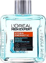 Düfte, Parfümerie und Kosmetik Feuchtigkeitsspendende, beruhigende und energetisierende After Shave Lotion mit Vitaminen und Koffein - L'Oreal Paris Men Expert