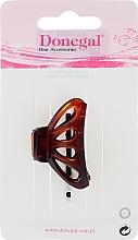 Düfte, Parfümerie und Kosmetik Haarklammer FA-5805, bernsteinbraun - Donegal